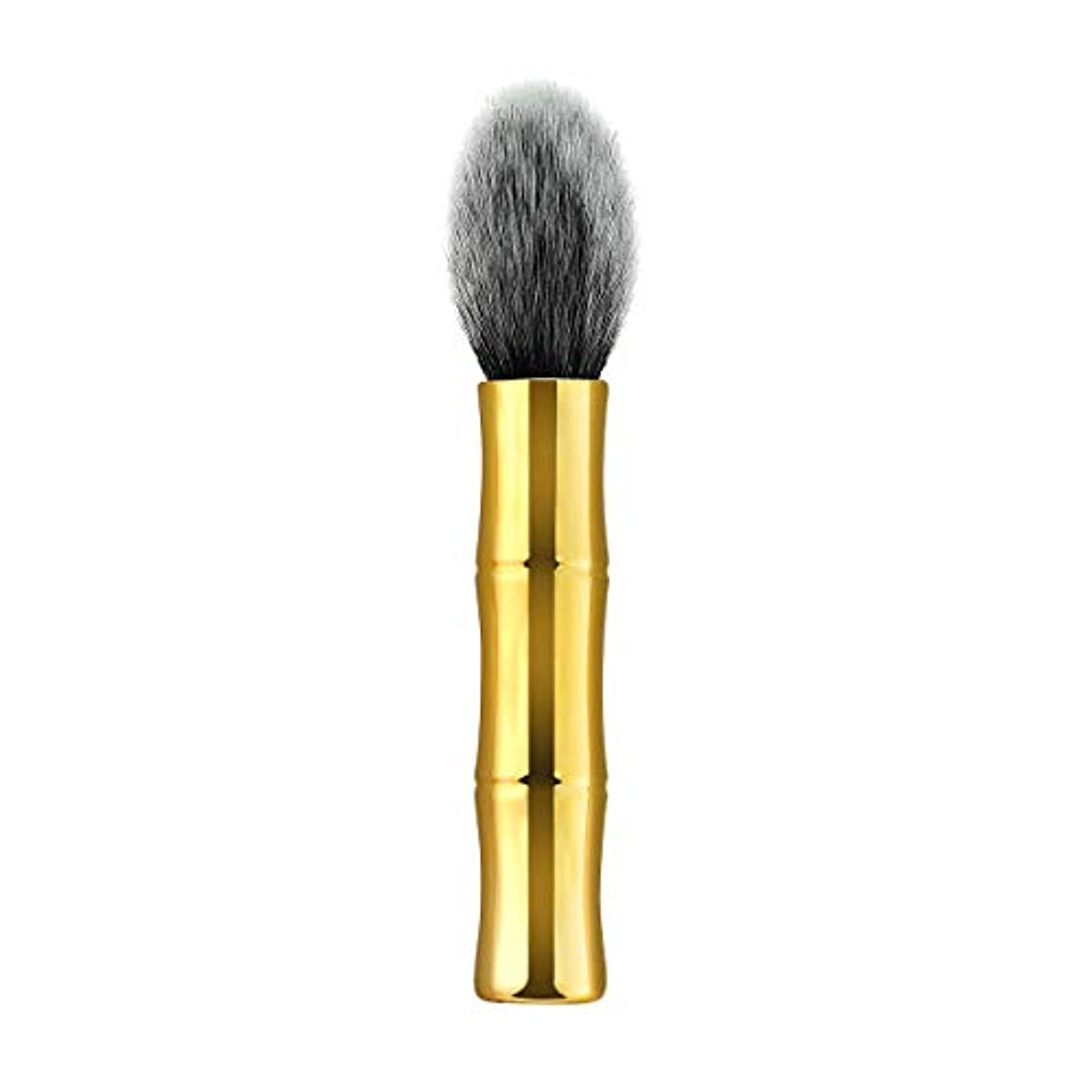 インチコーラス福祉Lurrose 女性のためのソフトナイロン剛毛化粧ブラシ化粧品パウダーブラッシュブラシ(TM-104)を処理します。