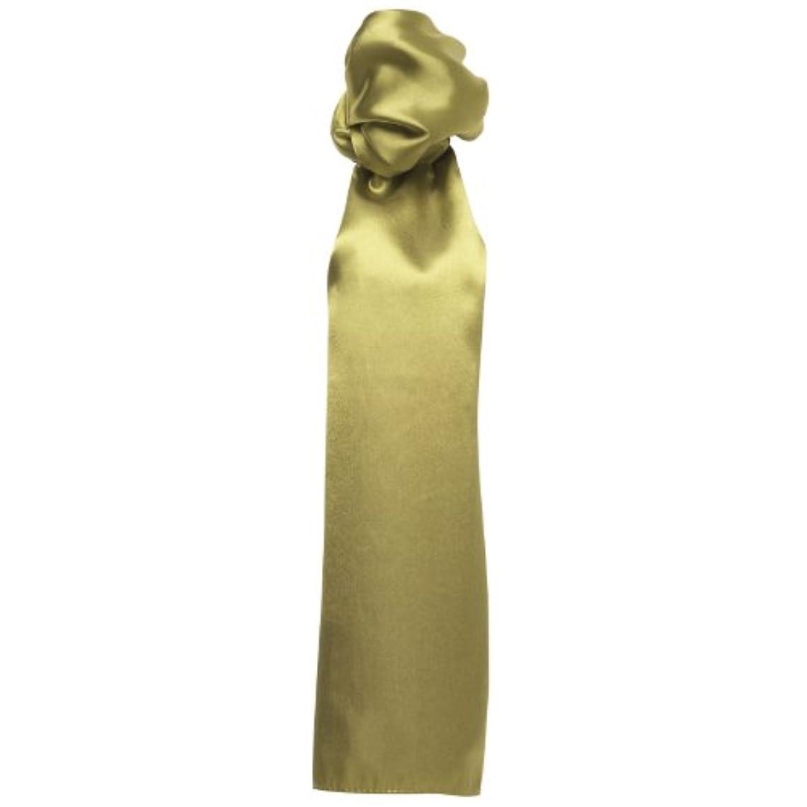 浸漬逃げるただやる(プレミエ) Premier レディース 無地 ビジネススカーフ 女性用