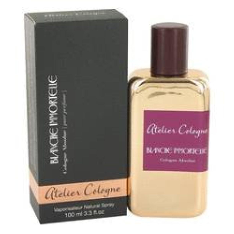 変なラップ先例Blanche Immortelle Pure Perfume Spray By Atelier Cologne