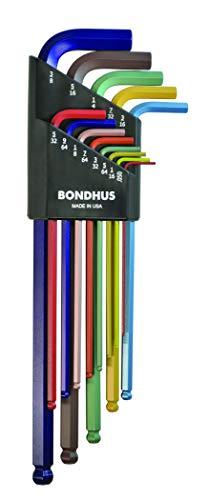 ボンダス ボールポイントL-レンチセット 69637 BLX13XLCG