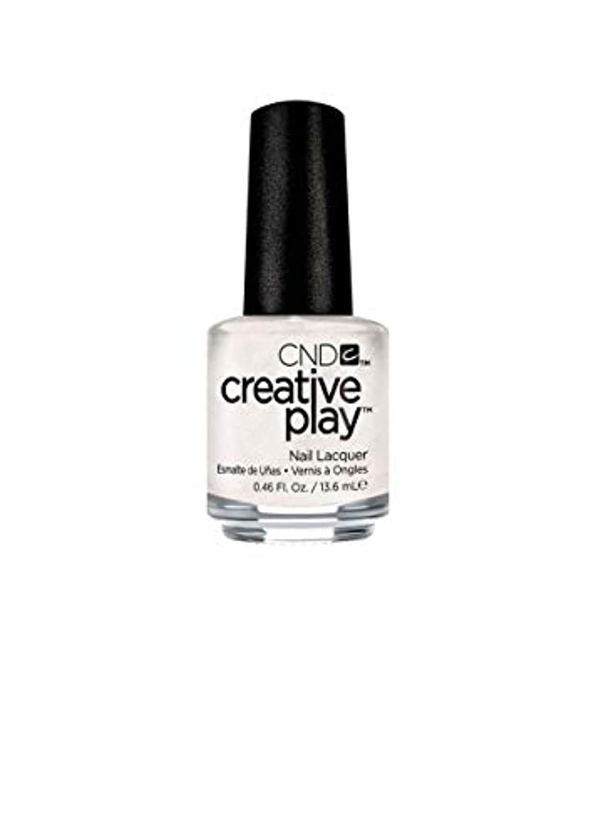 CND Creative Play Lacquer - Bridechilla - 0.46oz / 13.6ml