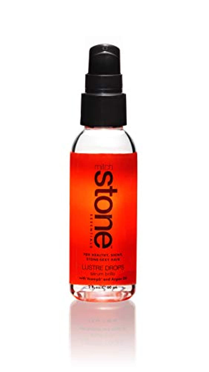 放つキネマティクス死の顎Mitch Stone Essentials Lustre Drops, 2 oz by Mitch Stone Essentials