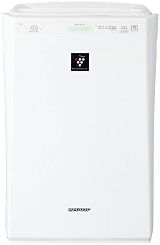 シャープ プラズマクラスター7000搭載 スタンダード空気清浄機 ホワイト FU-G51-W