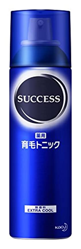 対人ずらすアッティカスサクセス 薬用育毛トニック エクストラクール 無香料 180g