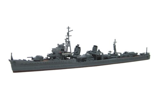 1/700 ウォーターライン スーパーディテール SD 日本海軍駆逐艦 初霜 1945
