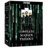 マトリックス コンプリート・トリロジーBOX(3枚組) [HD DVD]