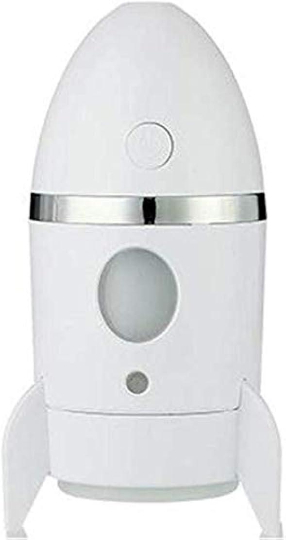 テレビ局探偵ギャラリーSOTCE アロマディフューザー加湿器アロマディフューザータイマー水噴霧器ミストメーカー超音波霧化技術満足のいく解決策 (Color : White)