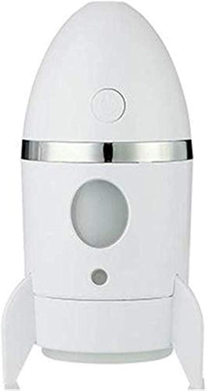 競争力のある味方経験的SOTCE アロマディフューザー加湿器アロマディフューザータイマー水噴霧器ミストメーカー超音波霧化技術満足のいく解決策 (Color : White)