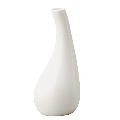 """[해외]Clay 제 화분 Goutte (구테) : """"물방울""""라는 이름의 꽃병 꽃병./Clay made flower vase Goutte (Goethe): A flower vase named """"Shizuku""""."""