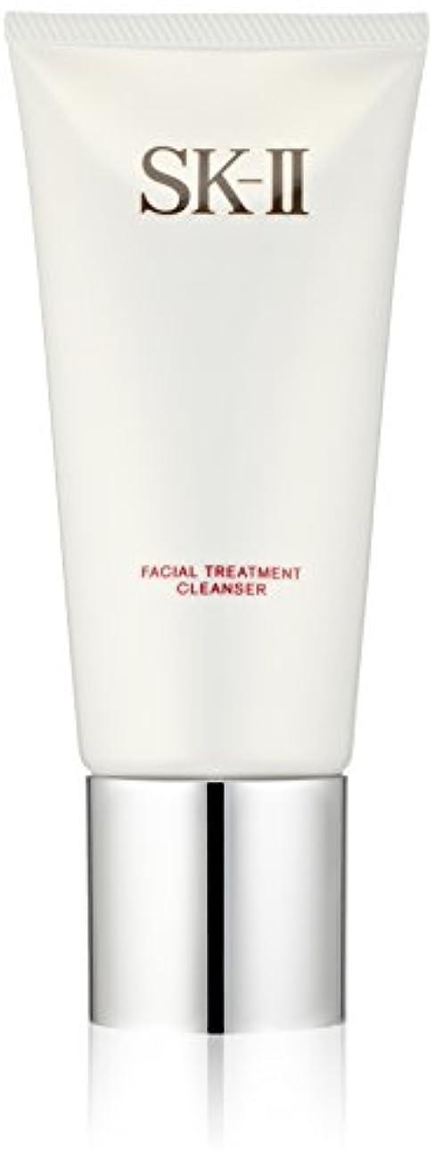 トランスペアレント聴覚障害者鼻SK-II Facial Treatment Cleanser 3.6oz (109ml)