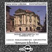 Mozart: Serenades Nos. 12 & 8, Symphony No. 29