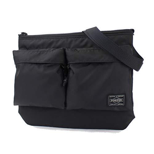 bdc3cf144f08a Details about YOSHIDA Bag PORTER Force FORCE shoulder bag SHOULDER BAG  855-05458 Blac... Japan
