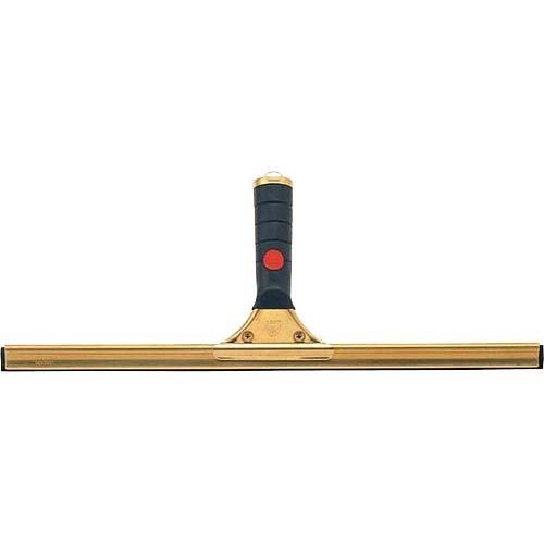 山崎産業 清掃用品 プロテック グラススクイジー(真鍮グリップ付)450
