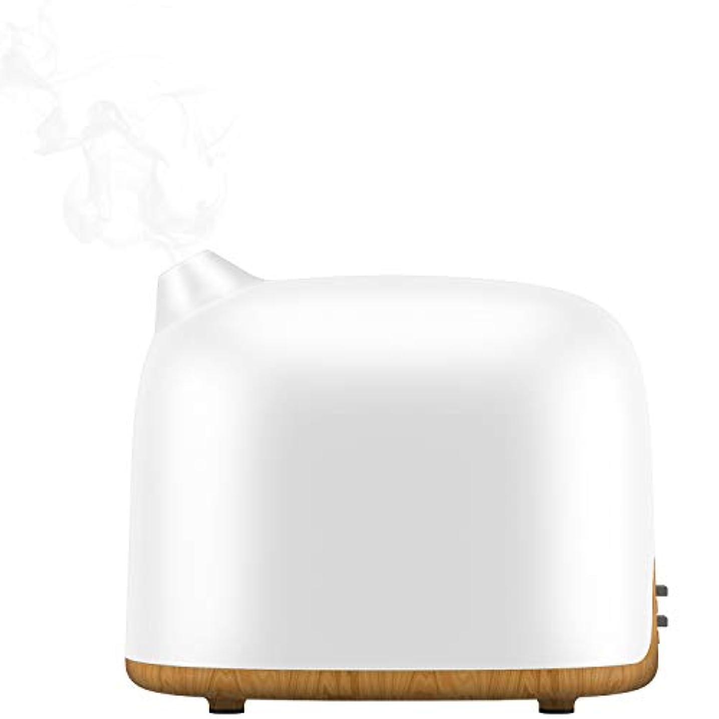 万歳さようなら同化[令和最新版]スマートアロマディフューザー MILcea スマホ連動 超音波アロマ加湿器 ミスト2段階調節 14色LEDライト変換 時間設定 静音 省エネ 空焚き防止機能付き Amazon Echo/Google Home...
