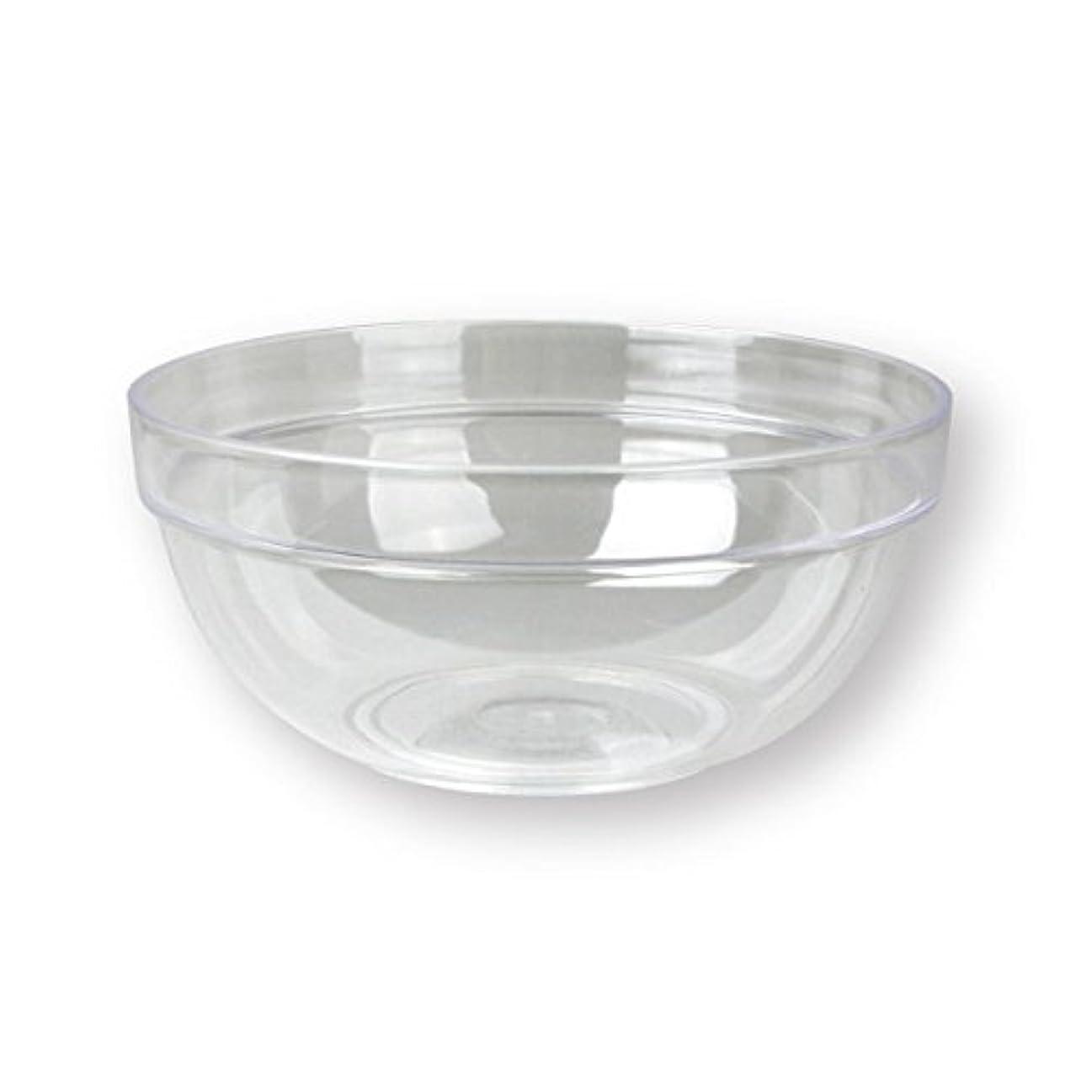 面衝突モニター4個セットプラスチックボール プラスチック ボウル カップクリア 直径20cm