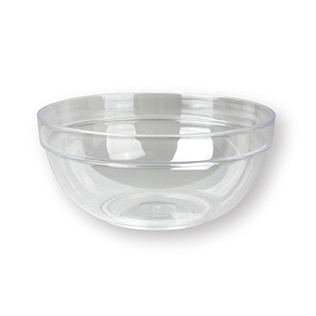 常習者おもしろい迷信4個セットプラスチックボール プラスチック ボウル カップクリア 直径20cm