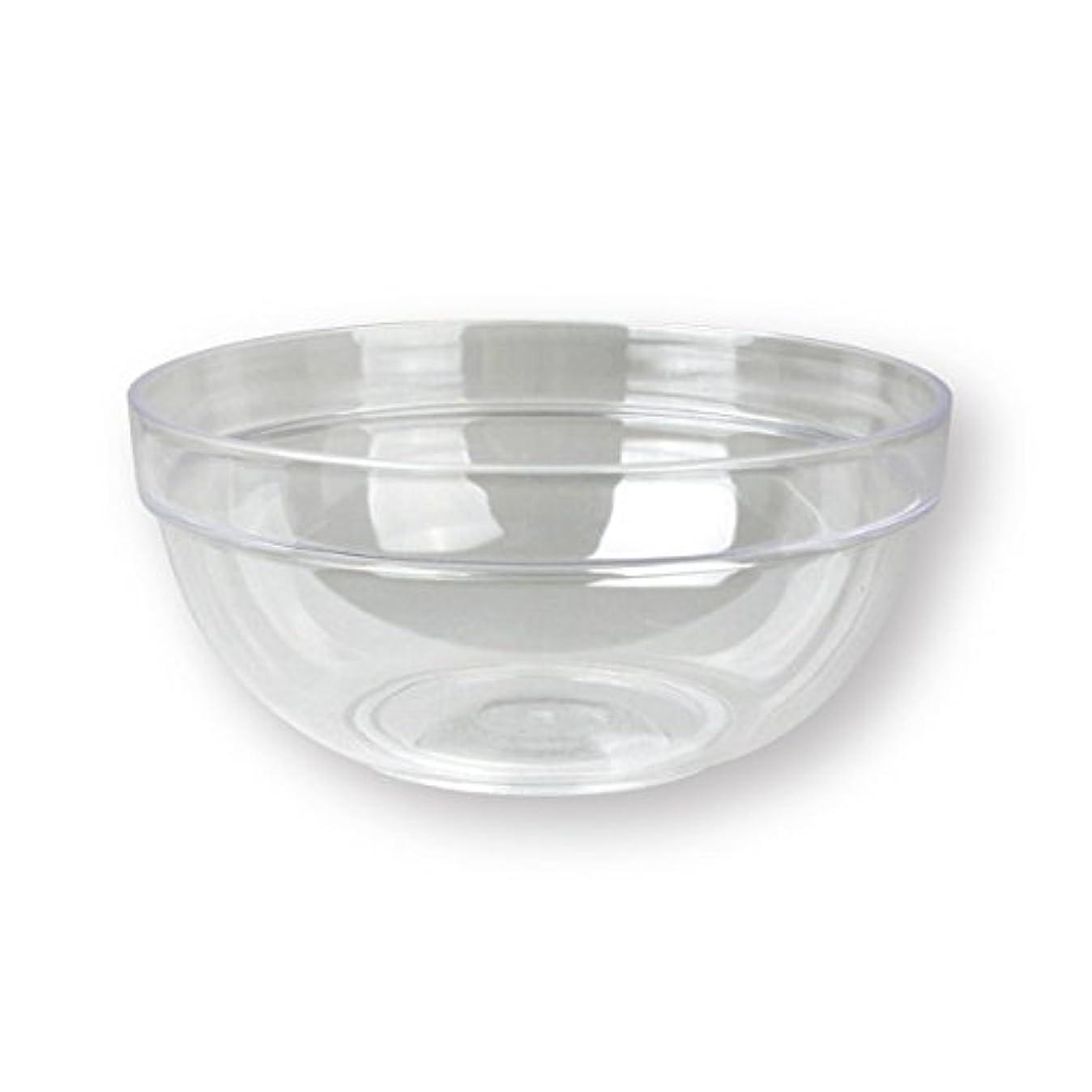 モールス信号落とし穴悲しい4個セットプラスチックボール プラスチック ボウル カップクリア 直径20cm
