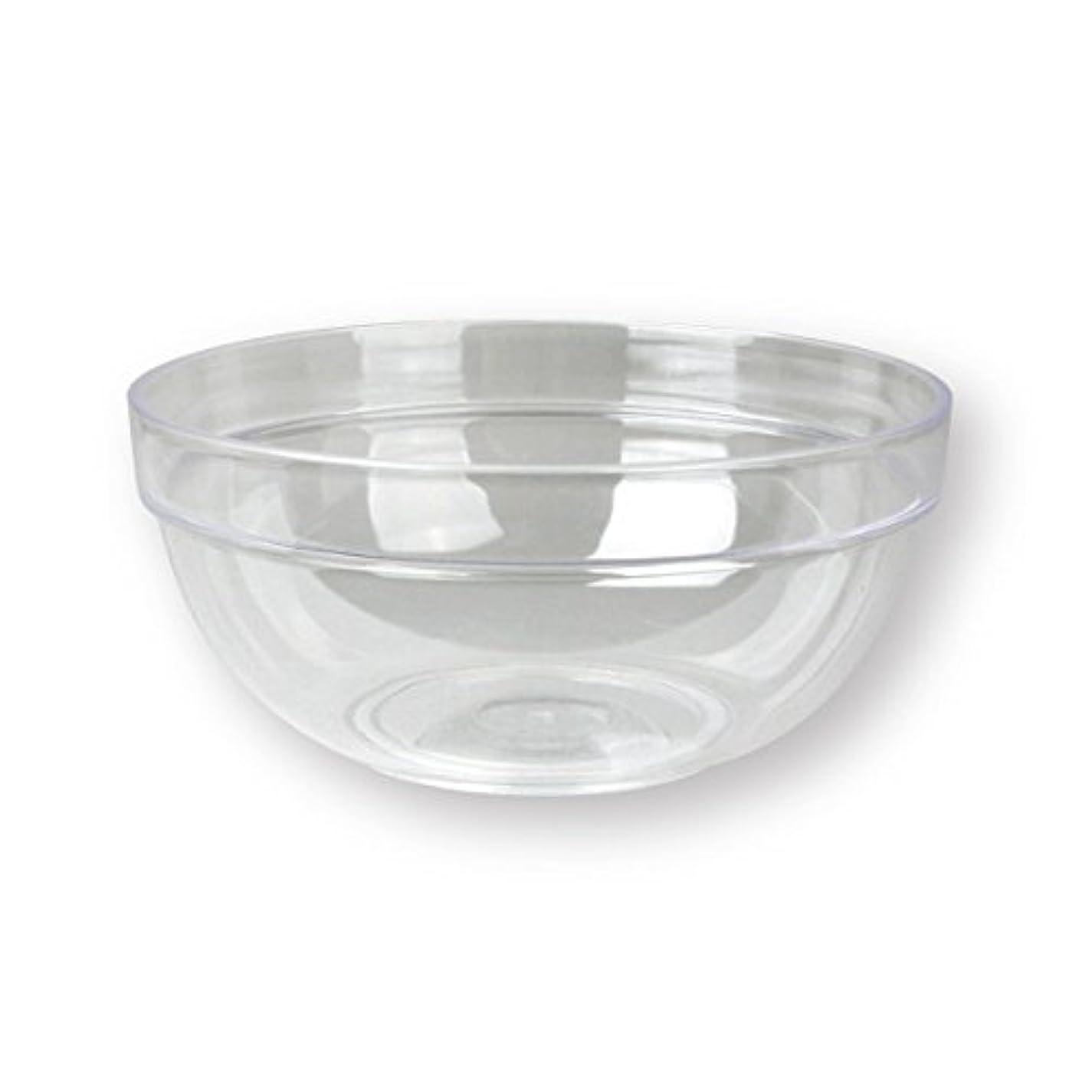 代替投げる休暇4個セットプラスチックボール プラスチック ボウル カップクリア 直径20cm