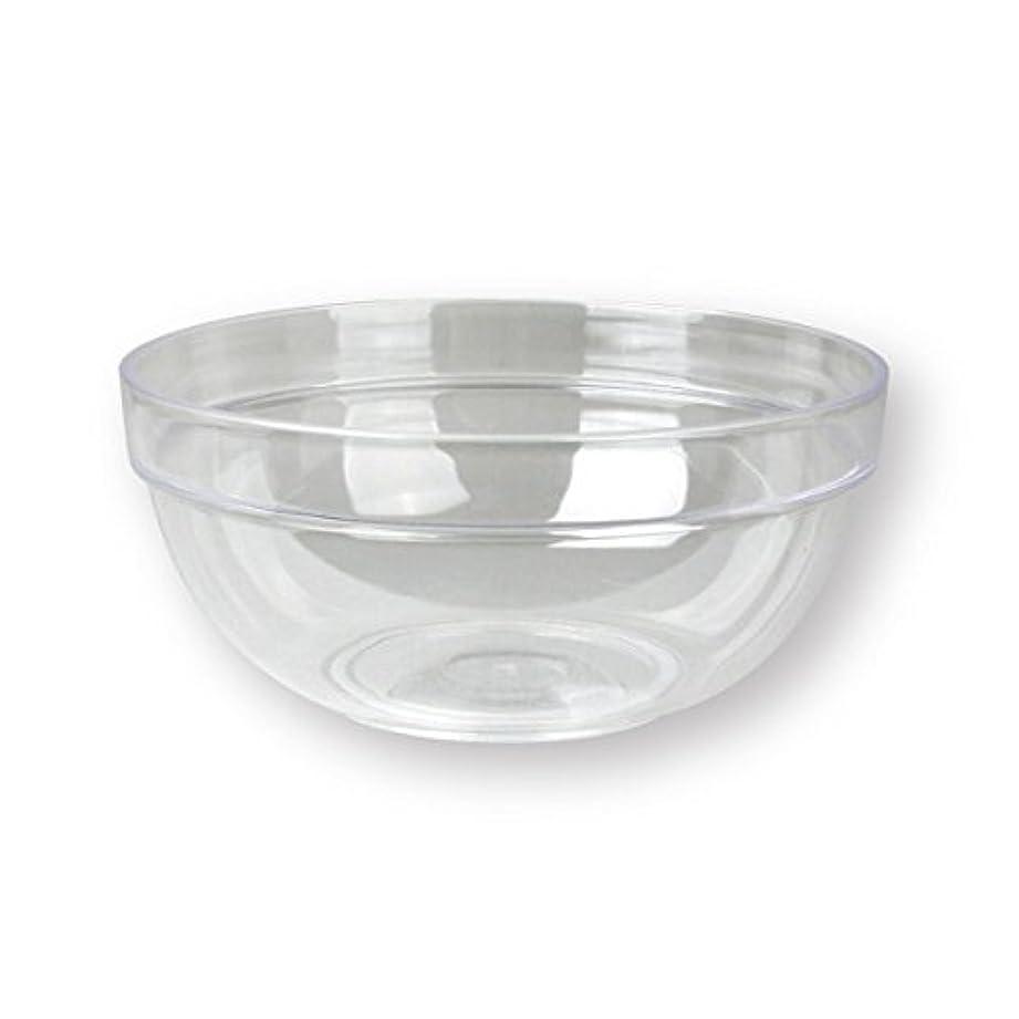 練習規則性見る4個セットプラスチックボール プラスチック ボウル カップクリア 直径20cm