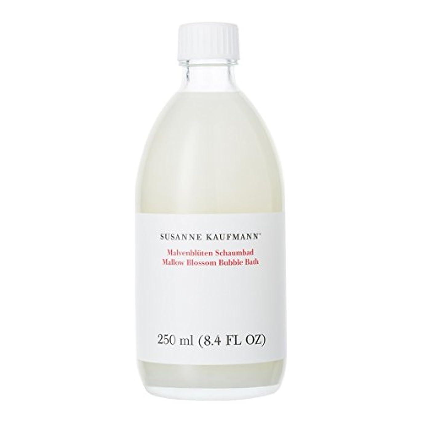 日没クック仮説Susanne Kaufmann Mallow Blossom Bath 250ml - スザンヌカウフマンアオイ花バス250ミリリットル [並行輸入品]