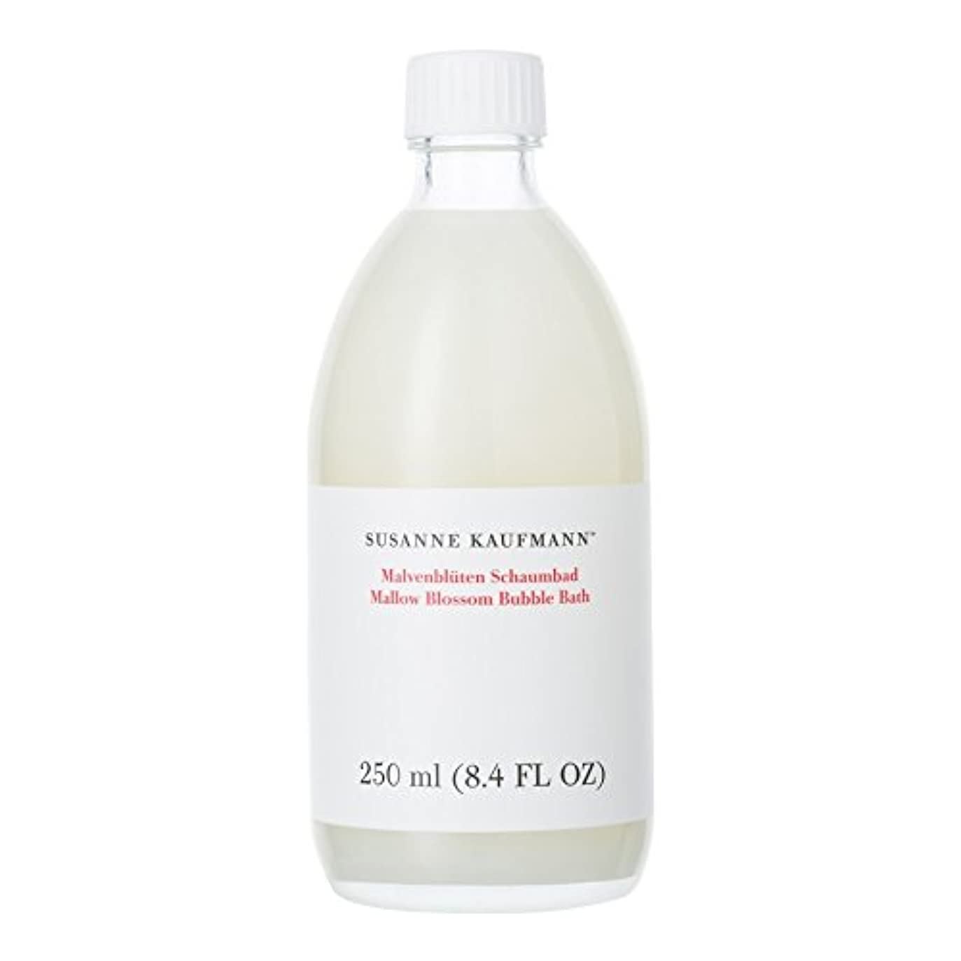 Susanne Kaufmann Mallow Blossom Bath 250ml - スザンヌカウフマンアオイ花バス250ミリリットル [並行輸入品]