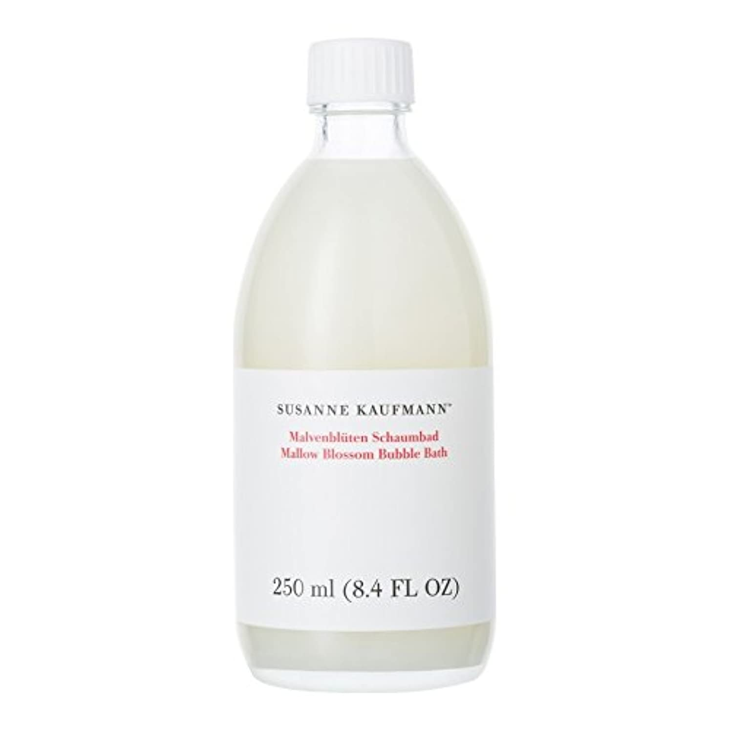 決済老人養うSusanne Kaufmann Mallow Blossom Bath 250ml - スザンヌカウフマンアオイ花バス250ミリリットル [並行輸入品]