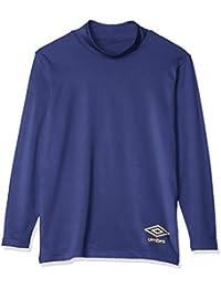 [アンブロ] インナーシャツ 片面起毛 ロング ハイネック UBS65 ボーイズ