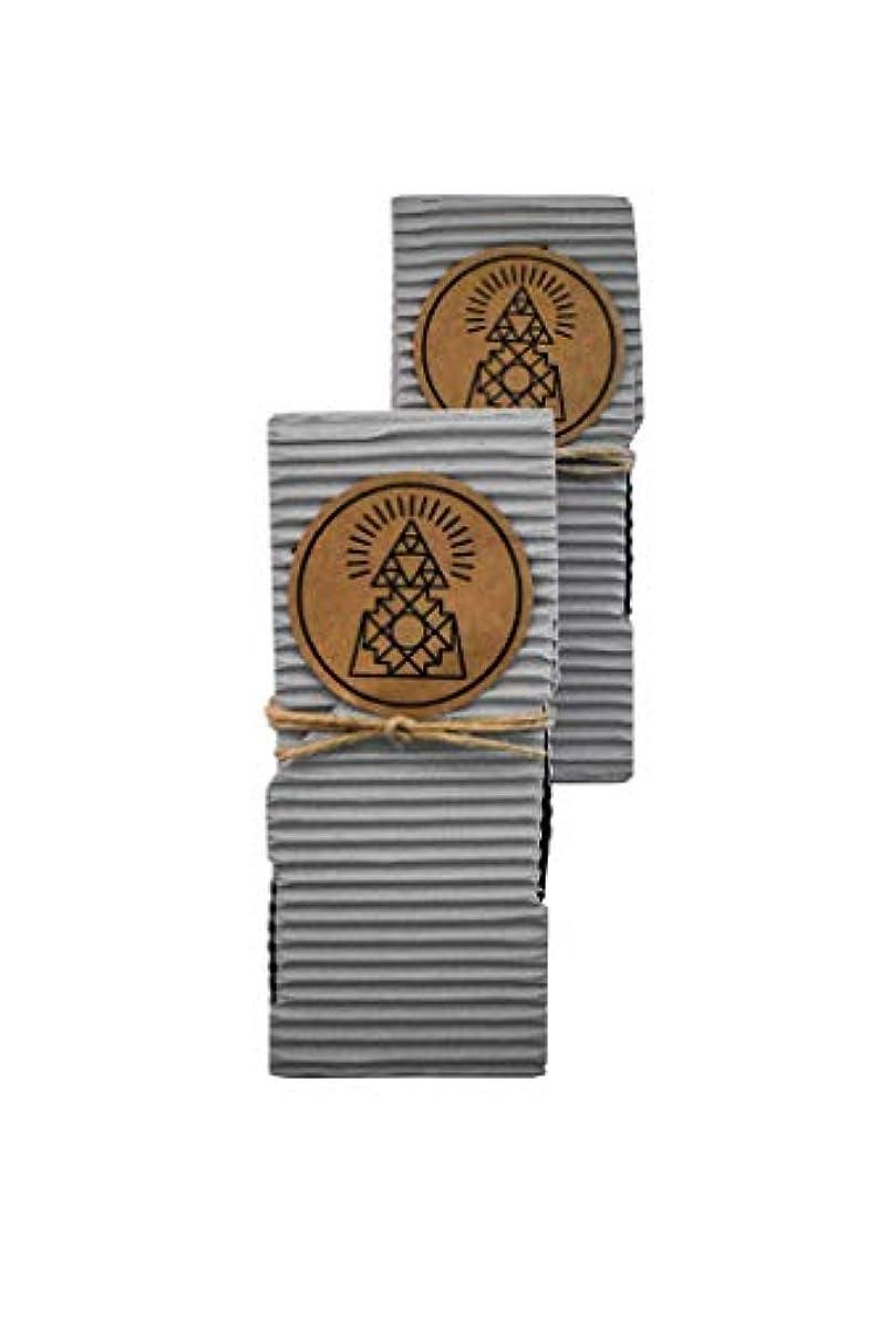 内なる誓い手荷物Artisanal Breu樹脂 – ホワイトセージブレンドIncense Sticks