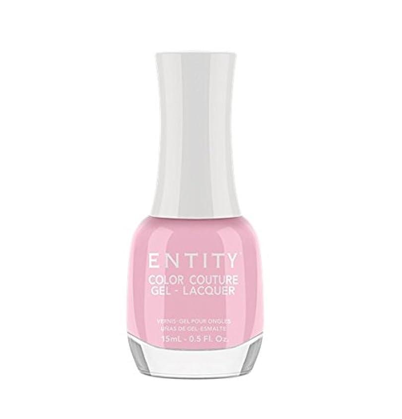 アーネストシャクルトンパドル横Entity Color Couture Gel-Lacquer - Wearing Only Enamel & A Smile - 15 ml/0.5 oz