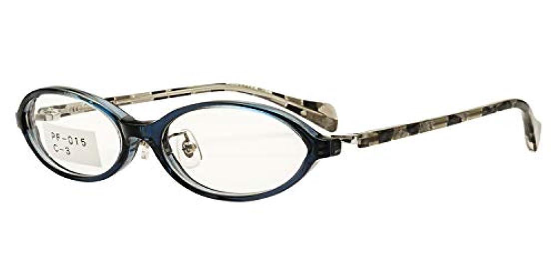 ドナウ川第三中庭鯖江ワークス(SABAE WORKS) 老眼鏡 オーバル 楕円型 グレー PF0153 +2.00