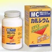 【第3類医薬品】MCカルシウム 500錠 ×3