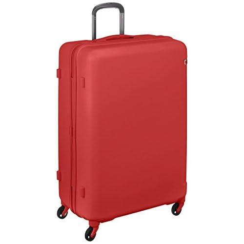 [エースドット] ace. エース製スーツケース ロックペイント 78L 68cm 4.9kg 05624 10 (レッド)