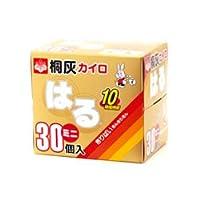 【桐灰化学】桐灰はるミニ 30個入 ×10個セット