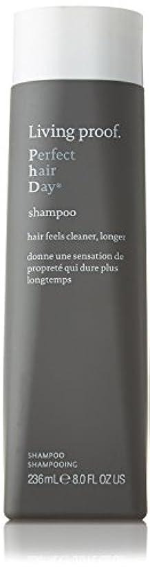 ヒューバートハドソンパンお母さんリビングプルーフ Perfect Hair Day (PHD) Shampoo (For All Hair Types) 236ml [海外直送品]