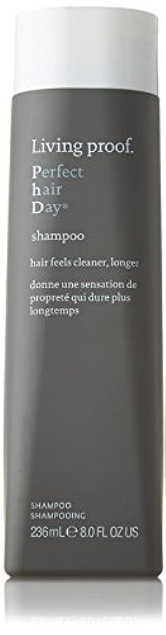 驚かす外交問題顔料リビングプルーフ Perfect Hair Day (PHD) Shampoo (For All Hair Types) 236ml [海外直送品]
