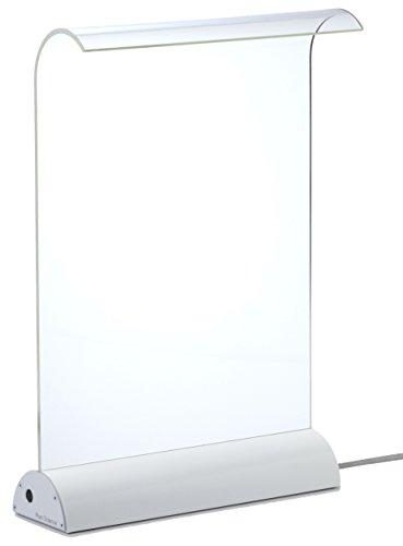 Glowide LED デスクライト GW1000-W (ミルキーホワイト)...