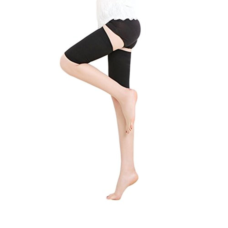 プロット欺中絶MEJORMEN 加圧 太ももサポーター 着圧ソックス 段階式圧力設計(30-40mmHg) 痩せ 筋肉質 美脚ケア 保温 通気性 太ももの疲れ?むくみ解消 1足 男女兼用 2色 M~XL