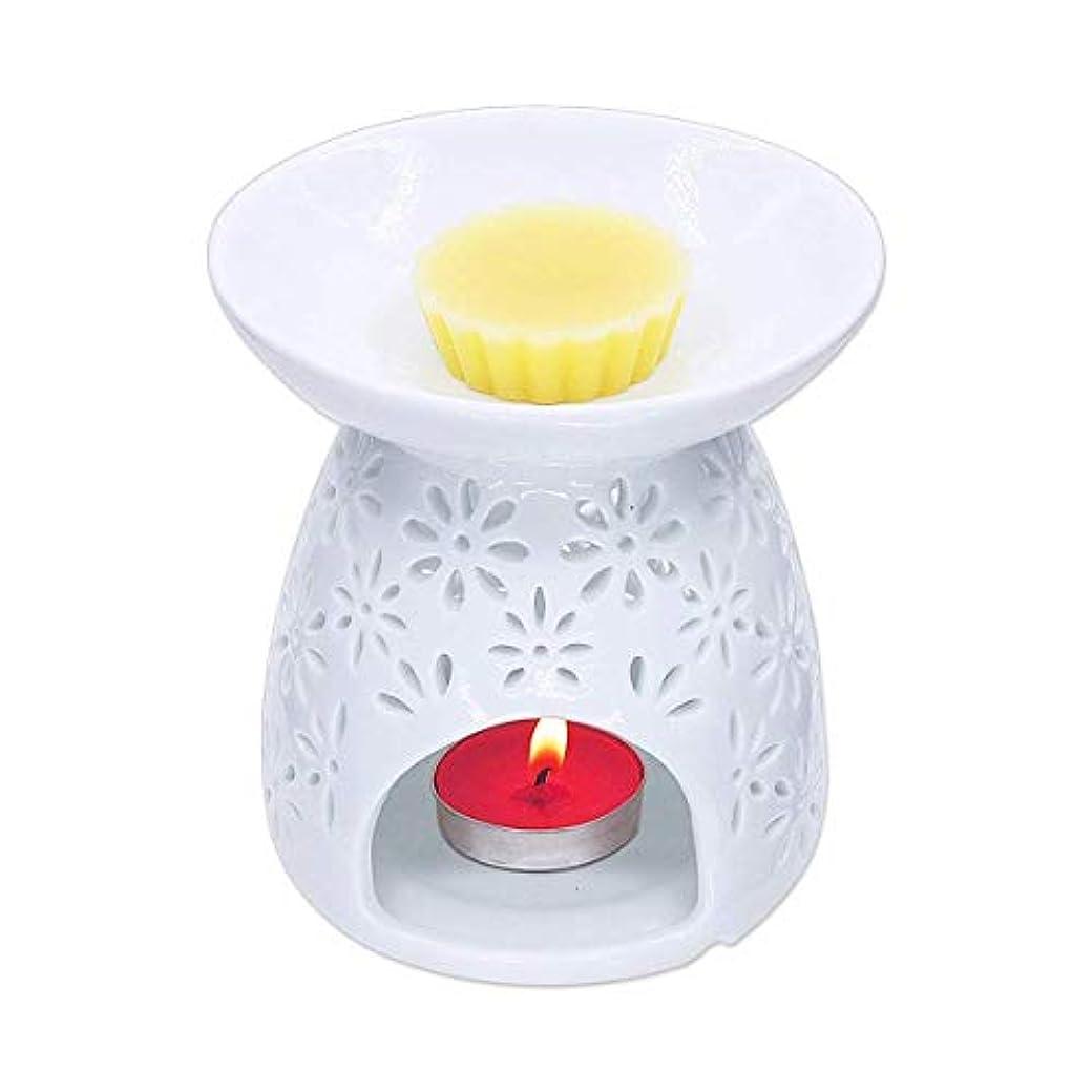 生態学ご注意侵入するHwagui アロマ炉 アロマバーナー 陶器 茶 香炉 癒し 茶香炉 お茶の香り