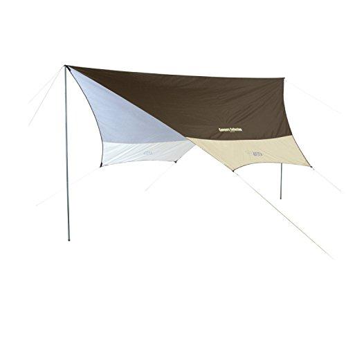 キャンパーズコレクション テント UVヘキサゴンタープ
