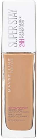 Maybelline SuperStay 24HR Full Coverage Liquid Foundation - True Caramel 58