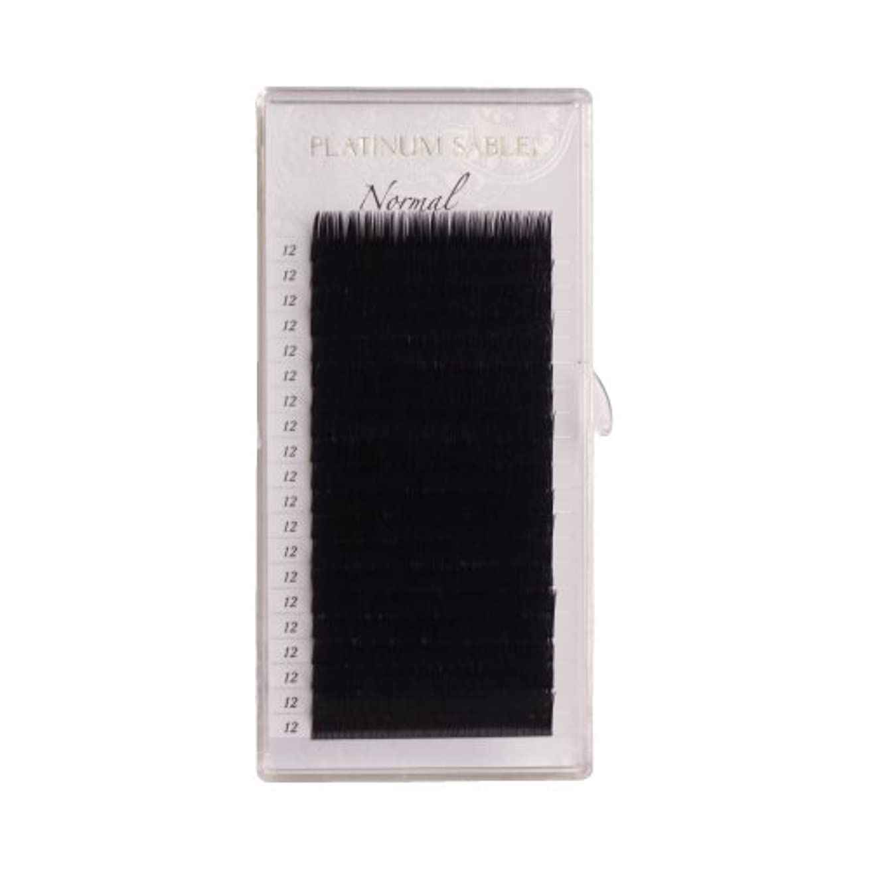 コーラスチャップ酸プラチナセーブル 0.18mm Dカール 7,8,9mm
