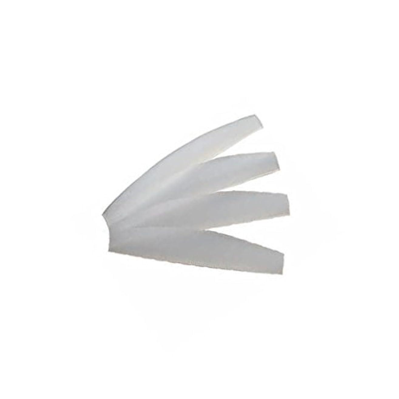 ソロ指紋予言する< CKL > 万能シリコンロット S 幅49×奥行9×高さ0.5~1.5mm 20枚 [ まつげカール まつげパーマロッド シリコンロット まつげエクステ まつ毛エクステ まつエク マツエク ]