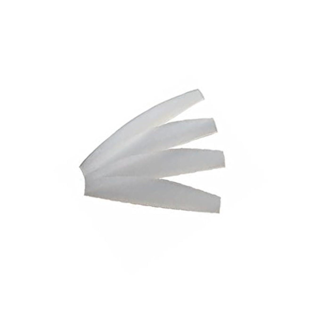 < CKL > 万能シリコンロット S 幅49×奥行9×高さ0.5~1.5mm 20枚 [ まつげカール まつげパーマロッド シリコンロット まつげエクステ まつ毛エクステ まつエク マツエク ]