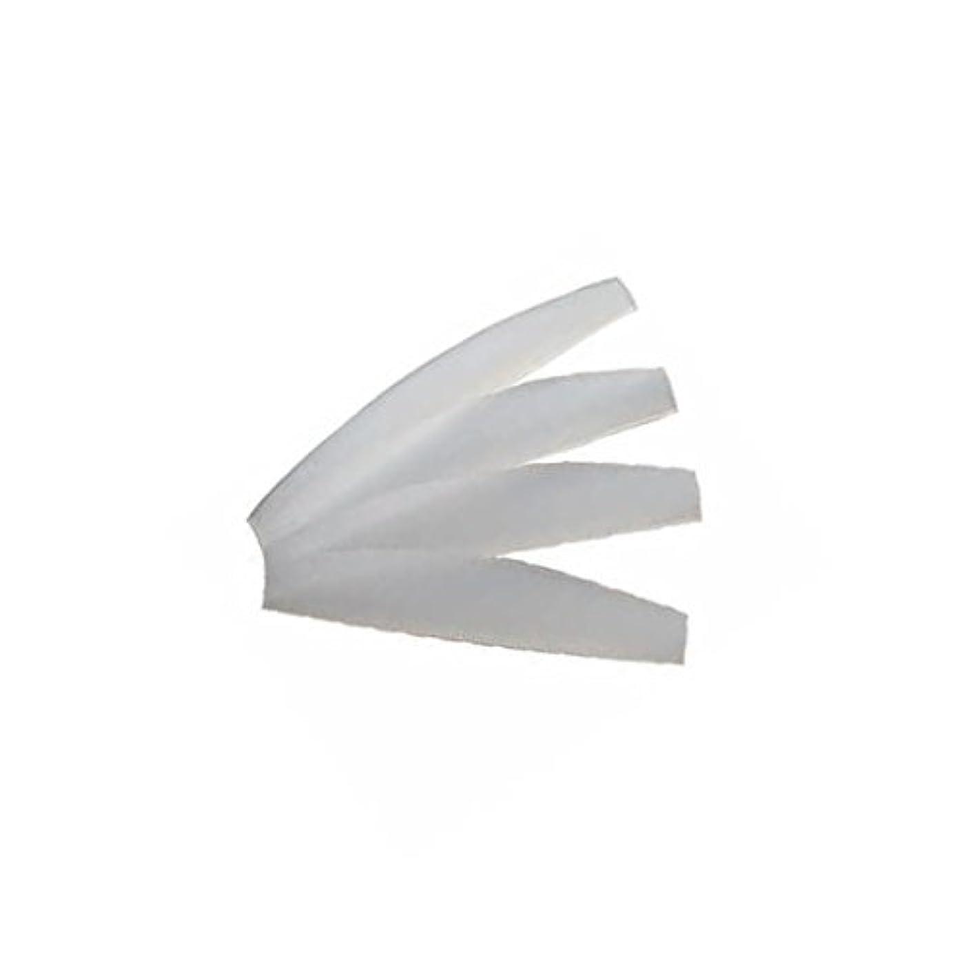 エール後悔肘< CKL > 万能シリコンロット S 幅49×奥行9×高さ0.5~1.5mm 20枚 [ まつげカール まつげパーマロッド シリコンロット まつげエクステ まつ毛エクステ まつエク マツエク ]