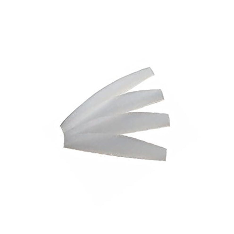 フラグラント動作濃度< CKL > 万能シリコンロット S 幅49×奥行9×高さ0.5~1.5mm 20枚 [ まつげカール まつげパーマロッド シリコンロット まつげエクステ まつ毛エクステ まつエク マツエク ]