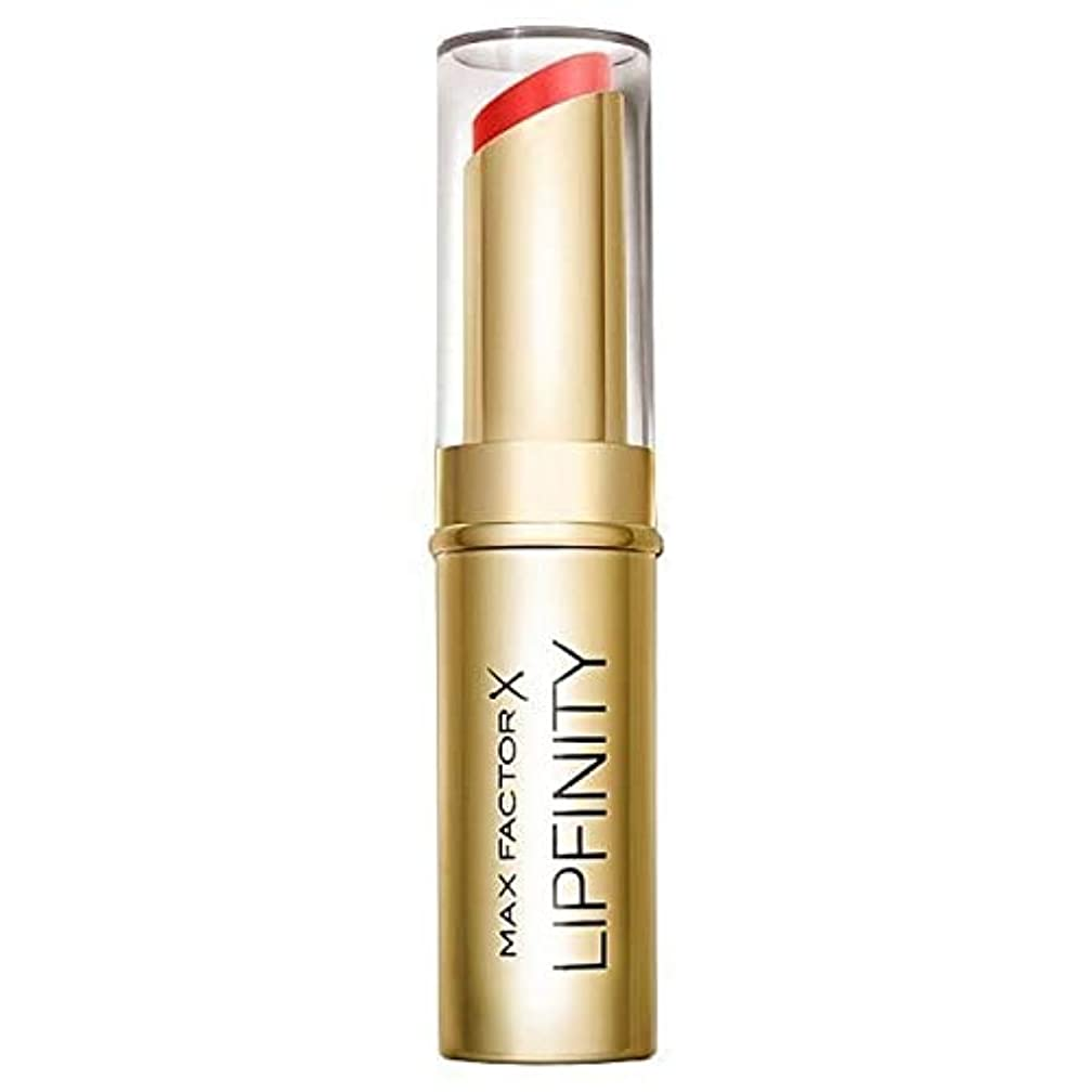 パドルネクタイ馬鹿[Max Factor ] 長い口紅だけの豪華持続マックスファクターLipfinity - Max Factor Lipfinity Long Lasting Lipstick Just Deluxe [並行輸入品]