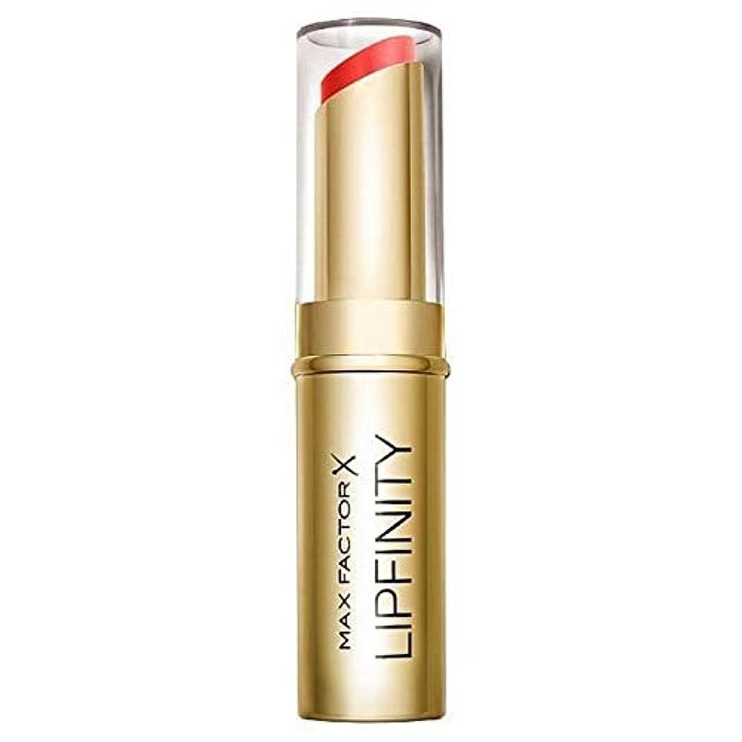 妻移住する誘う[Max Factor ] 長い口紅だけの豪華持続マックスファクターLipfinity - Max Factor Lipfinity Long Lasting Lipstick Just Deluxe [並行輸入品]