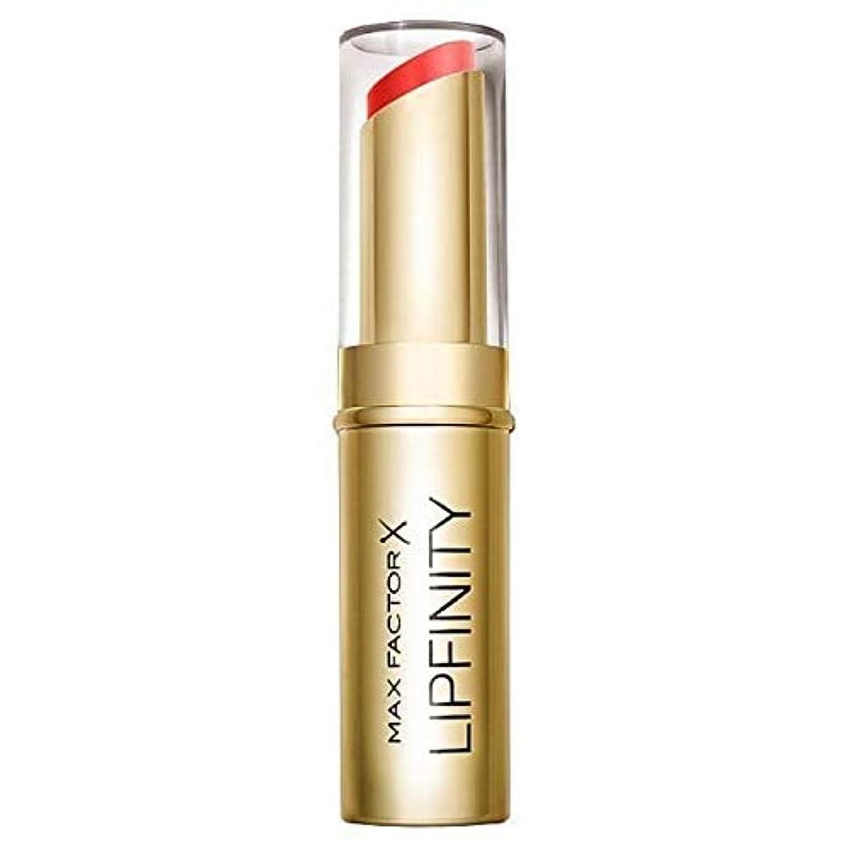 黄ばむ破産牧師[Max Factor ] 長い口紅だけの豪華持続マックスファクターLipfinity - Max Factor Lipfinity Long Lasting Lipstick Just Deluxe [並行輸入品]