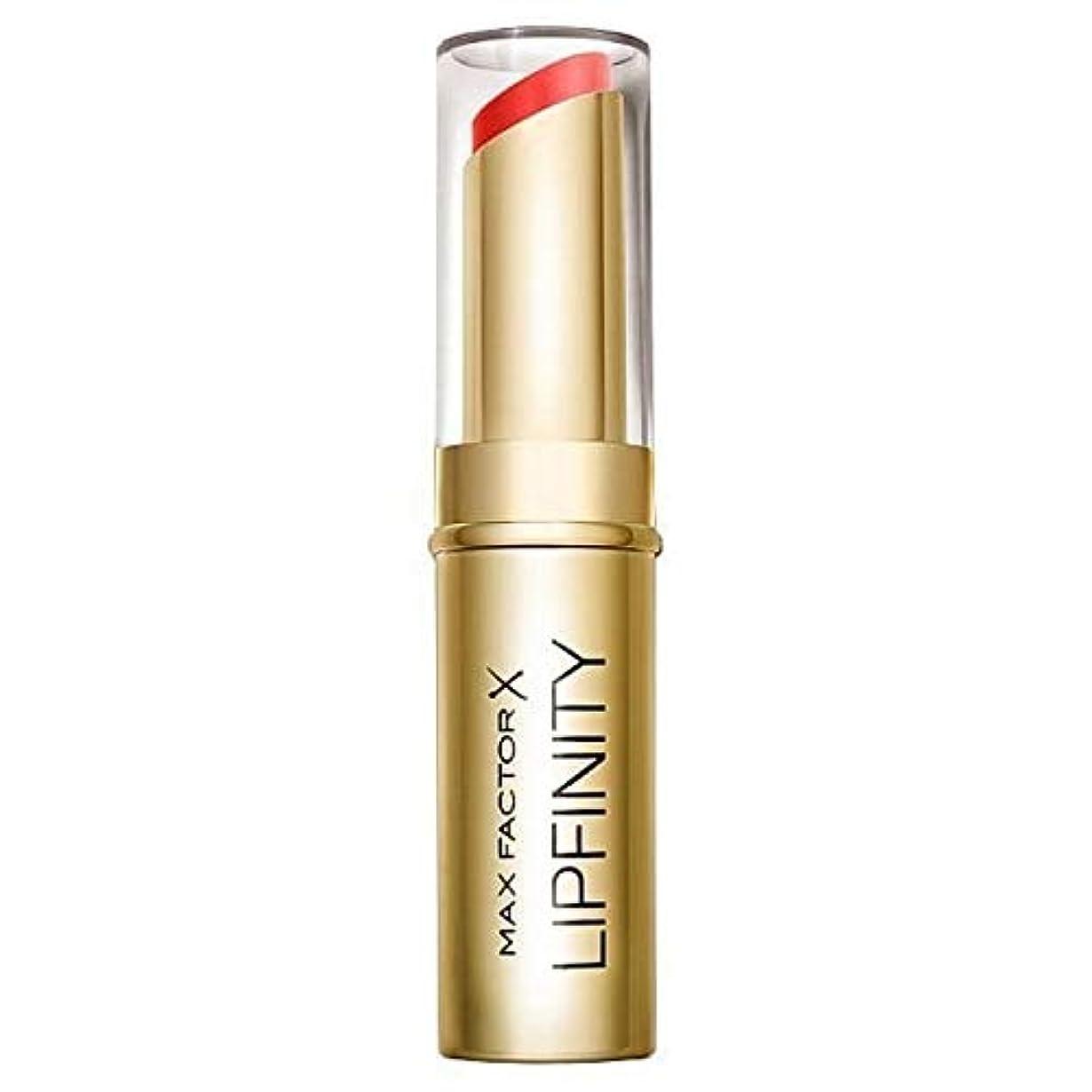 キッチン文法レギュラー[Max Factor ] 長い口紅だけの豪華持続マックスファクターLipfinity - Max Factor Lipfinity Long Lasting Lipstick Just Deluxe [並行輸入品]