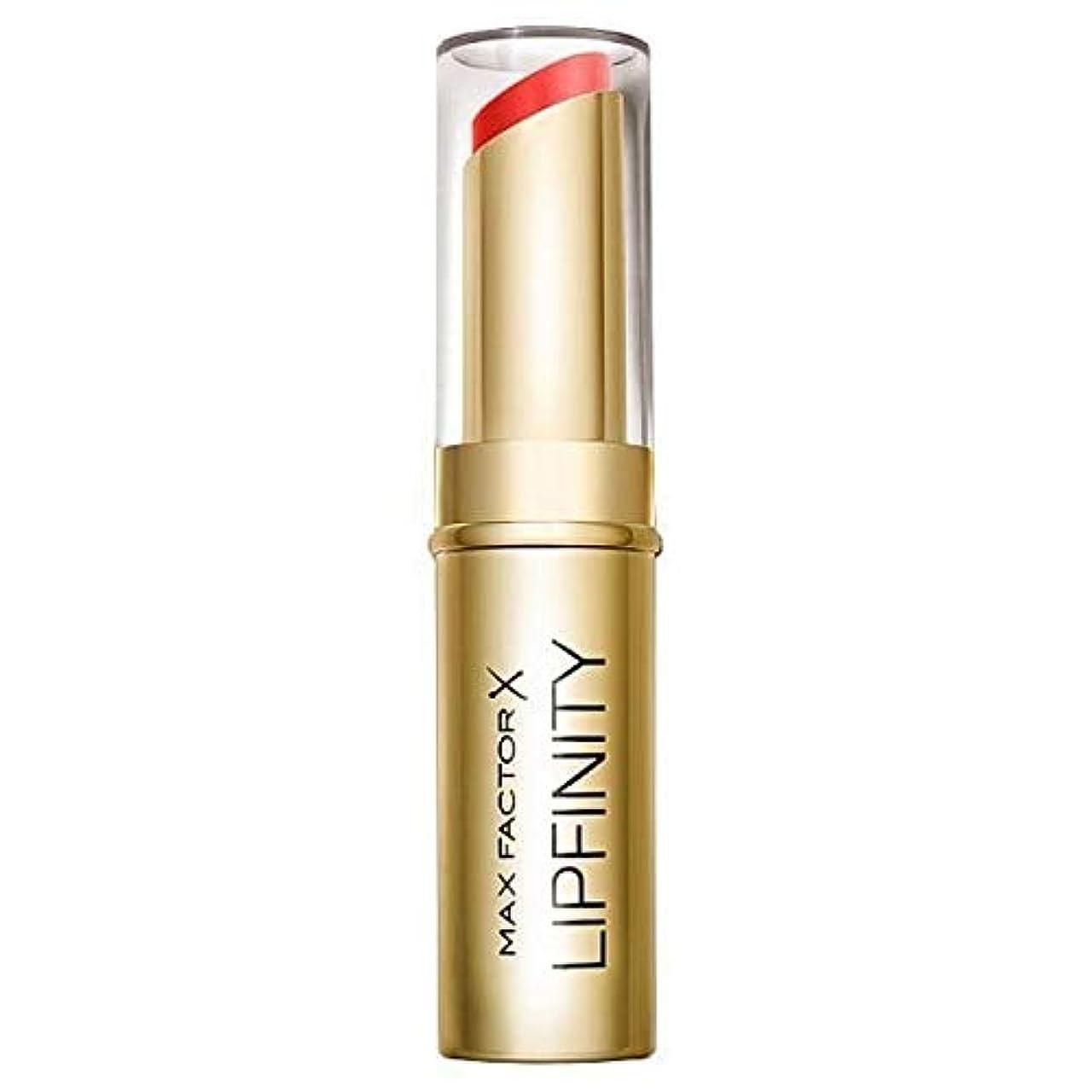 注釈に勝るハグ[Max Factor ] 長い口紅だけの豪華持続マックスファクターLipfinity - Max Factor Lipfinity Long Lasting Lipstick Just Deluxe [並行輸入品]